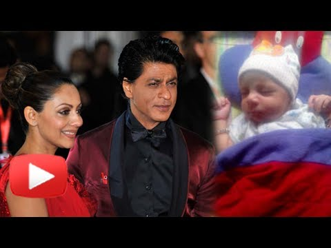 Shahrukh Khan's Baby AbRam - Controversy's Child