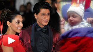 Shahrukh Khan's Baby AbRam - Controversy's Child
