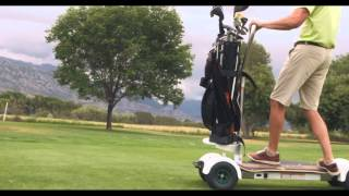Introducing the GolfBoard at Fox Hollow Golf Course American Fork Utah