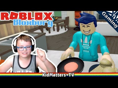 Xxx Mp4 Beautiful Day In This Neighborhood First House Roblox Welcome To Bloxburg KM Gaming S01E54 3gp Sex