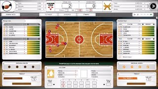 International Basketball Manager 2018 Gameplay (PC HD) [1080p60FPS]