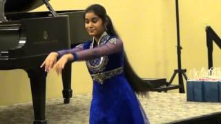 Poorvi Dinesh Deewani Mastani Dance