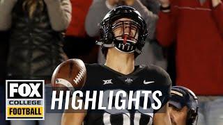 West Virginia vs. Iowa State | FOX COLLEGE FOOTBALL HIGHLIGHTS