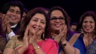 Sonalee Kulkarni Filmfare 2016 Performance