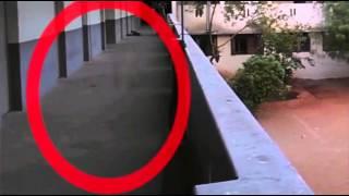 Penampakan Hantu Suster Ngesot di RS terekam CCTV