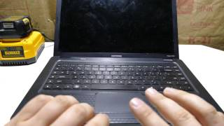 Tired Ramble About A Compaq CQ56-219WM Laptop Found On The Curb
