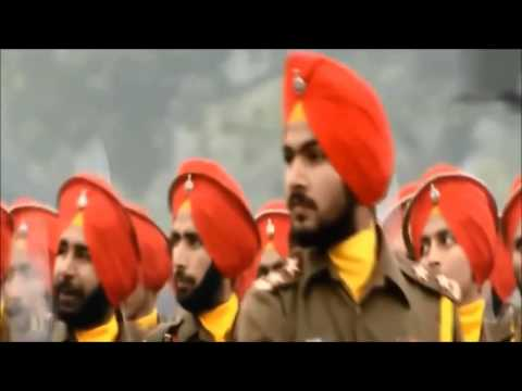 Indian Sikh Soldier show his love for Pakistan must see.