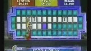 Wheel of Fortune Idiot