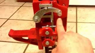Review: Harbor Freight Farm Jack - Part 1: Overview and Mechanism  @GettinJunkDone