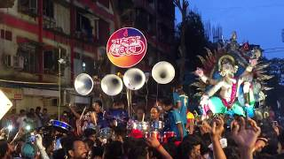 Lalbaug Beats Performimg On Kadulimbala Saileela Song