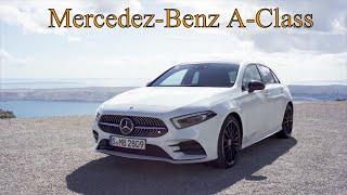 New Mercedes-Benz A-class 2019 engine| interior| exterior | drive | technology features | top 10