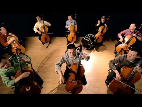 The Cello Song Bach is back with 7 more cellos ThePianoGuys