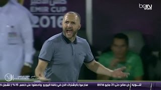 الأهداف بصوت الشوالي | لخويا 2 - 2  السد |  نهائي كأس الأمير2016