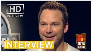 Chris Pratt talks Jurassic World, time travel & whistling (Interview)