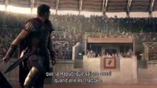 Spartacus Saison 2: Vengance en DVD