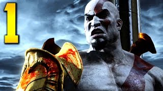 God of War 3 - Part 1