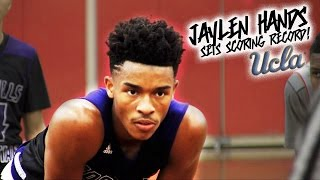 Jaylen Hands Goes OFF For a WEEK! | Sets Tournament Scoring Record! FULL HIGHLIGHTS