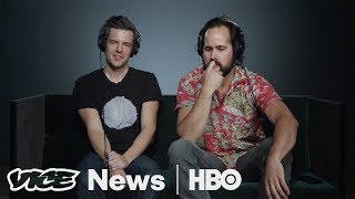 The Killers New Music Corner Ep. 2: VICE News Tonight (HBO)
