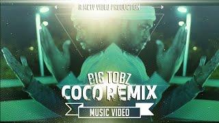 Big Tobz   Coco Remix [Music Video]: MCTV [@bigtobzsf @MCTVUK]