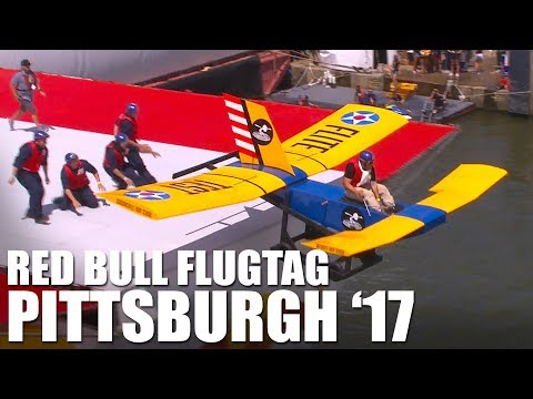 Red Bull Flugtag Pittsburgh
