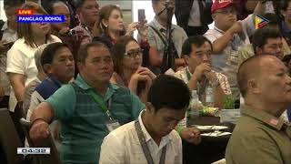 President Rodrigo Roa Duterte graces the 25th Annual National Convention of the Vice Mayors'League