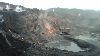 Rocp fire project jharia