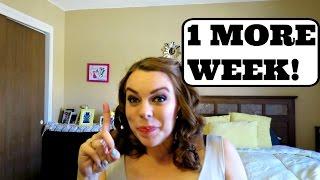 ONE MORE WEEK(39 Week Bumpdate) Baby Irene