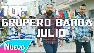 Top Grupero Banda Julio 2016