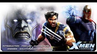 X-Men Legends II Rise of Apocalypse| Part 1 (Funny 18+)