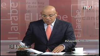 Marino Zapete Corrupción en Educación Seg-1 08/08/2017