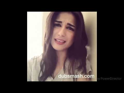 Cute Girl Desi Dubsmashs Ever by Insta Viral Video 2016 On YouTube