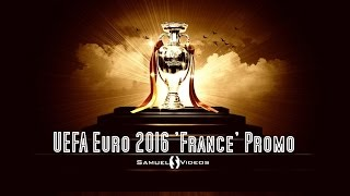 Uefa Euro 2016 france Promo