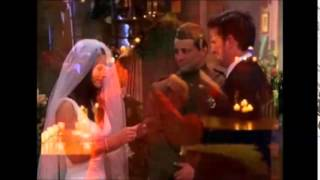 FRIENDS Chandler and Monica's love story