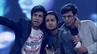 Kanan Gill & Biswa @ YouTube FanFest with Pepsi