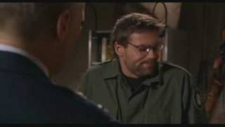 Jack O'Neill and Daniel Jackson Stargate Comedy Scene