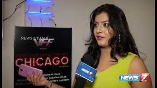 Varalakshmi Sarathkumar presents Chicago The Musical Show