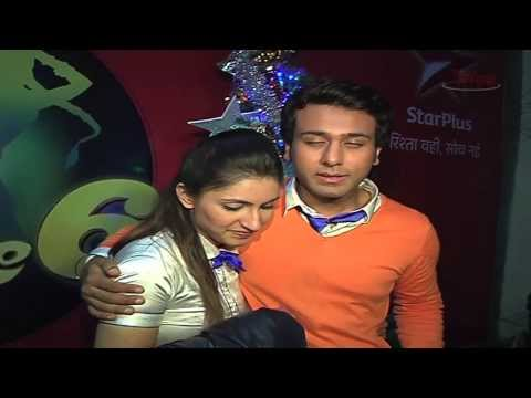Nach Baliye   Gautam, Ripu and Shivangi's Christmas celebration