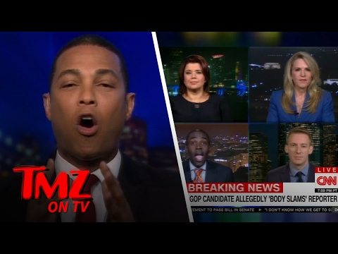 CNN s Don Lemon Gets Heated TMZ TV