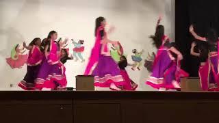 Diya Bollywood dance 2018