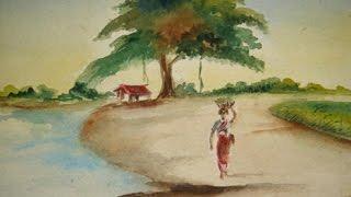 আমার বাড়ি -জসীমউদদীন  ||  বাংলা কবিতা আবৃত্তি