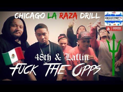 Xxx Mp4 Fuck The Opps 🔫 La Raza Chicago Folks Gang Drill Rap 2018 LRz 48th Laflin Back Of The Yards 3gp Sex