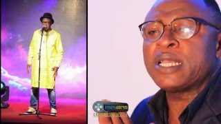 Reddy Amisi rend hommage à  Papa WEMBA