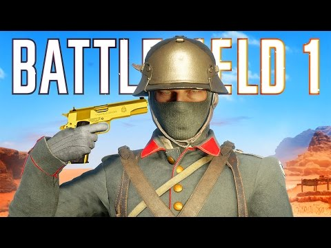 watch Battlefield 1: Epic & Funny Moments #7 (BF1 Fails & Epic Moments Compilation)