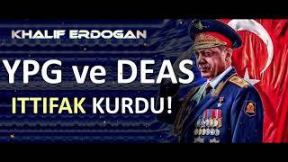 TSK: YPG ve DAEŞ Ittifak Kurdu! Imzalanan gizli antlaşmalar ortaya çıktı!