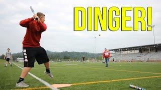 We hitting Dingers | Vlog