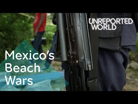 Xxx Mp4 Mexican Cartels Threatening Tourism In Cancun Unreported World 3gp Sex