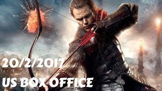 The Reviewer | US Box Office (20/2/2017) أفلام البوكس أوفيس
