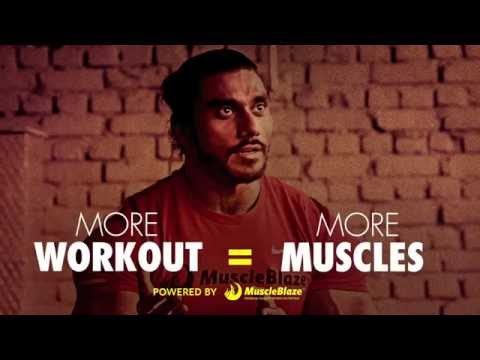 Does more workout leads to more muscles ? Myths busted by Sangram Chougule.