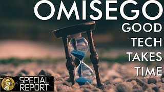 OmiseGO - Good Tech Takes Time - Patience Tests Investors - Crypto News & Review