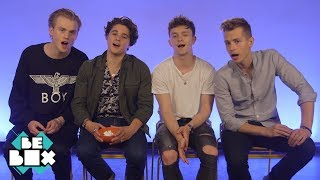 The Vamps play